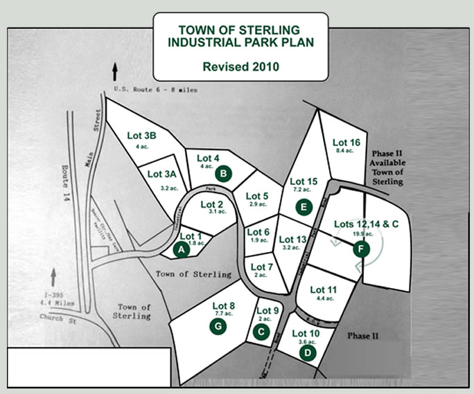 Sterling Industrial Park Information