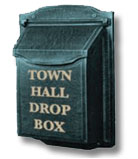 Town Hall Drop Box